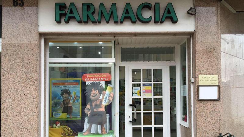 Foto farmacia Casal Martínez, Mª Purificación