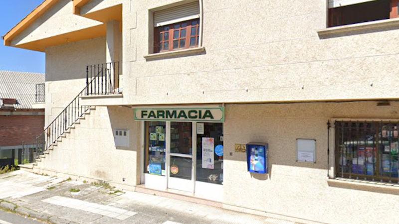 Foto farmacia Diego Lluque Fandiño