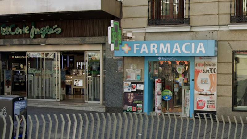 Foto farmacia farmacia Maria del Mar Castillo